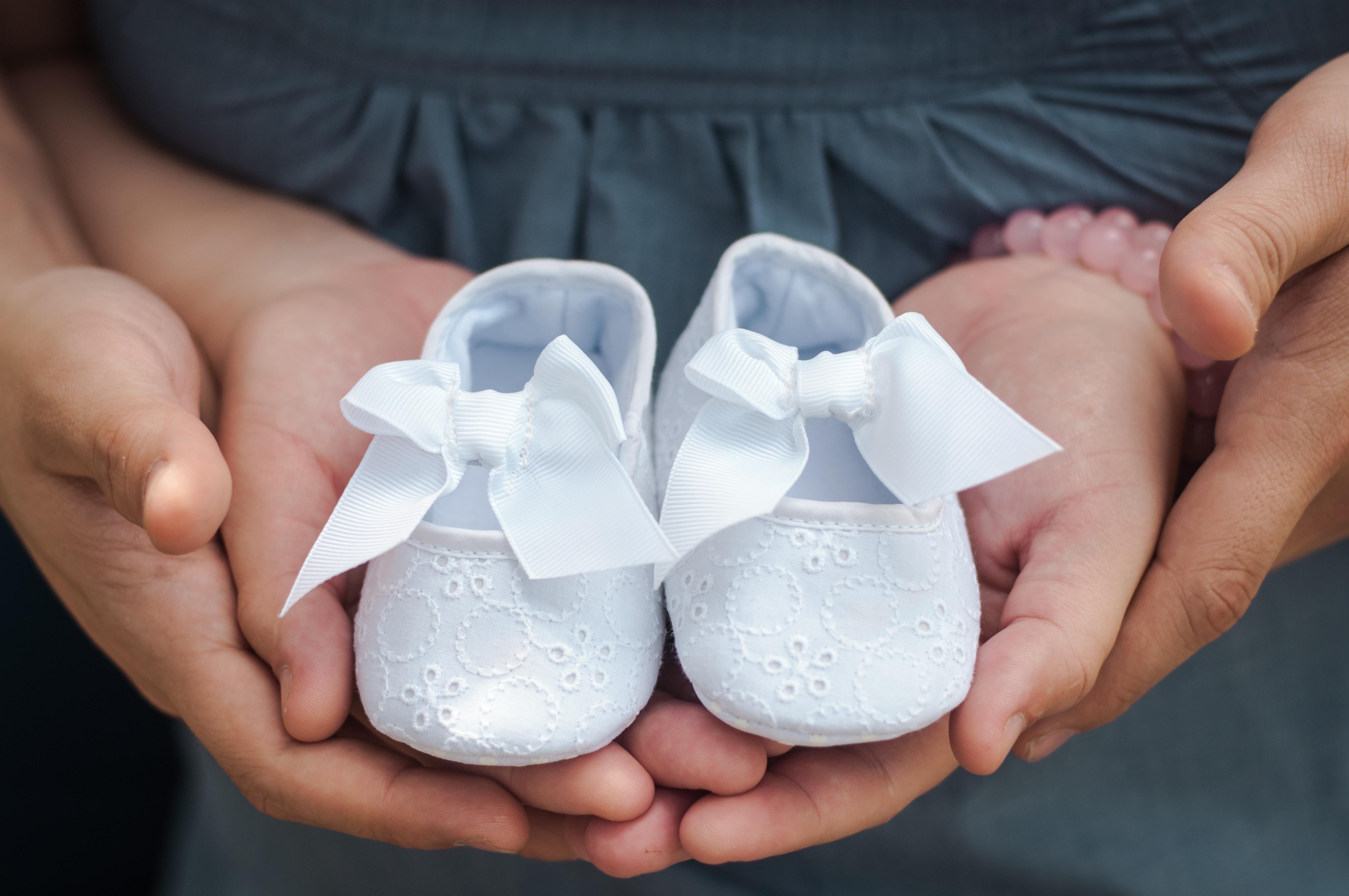 Foto calzado bebe