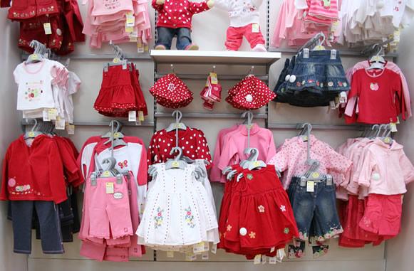 Marcas conocidas de moda infantil
